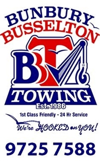 Bunbury and Bussleton Towing
