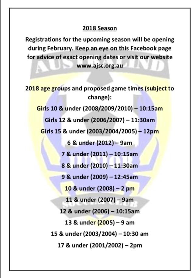 Season  Playing  Times